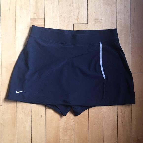 Nike Pants - Nike FITDRY Black skort S